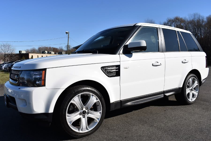 Used 2012 Land Rover Range Rover Sport in Hartford, Connecticut | VEB Auto Sales. Hartford, Connecticut