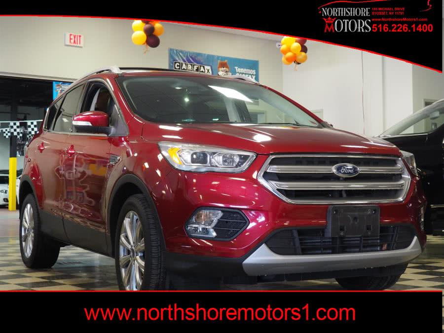 Used 2017 Ford Escape in Syosset , New York | Northshore Motors. Syosset , New York