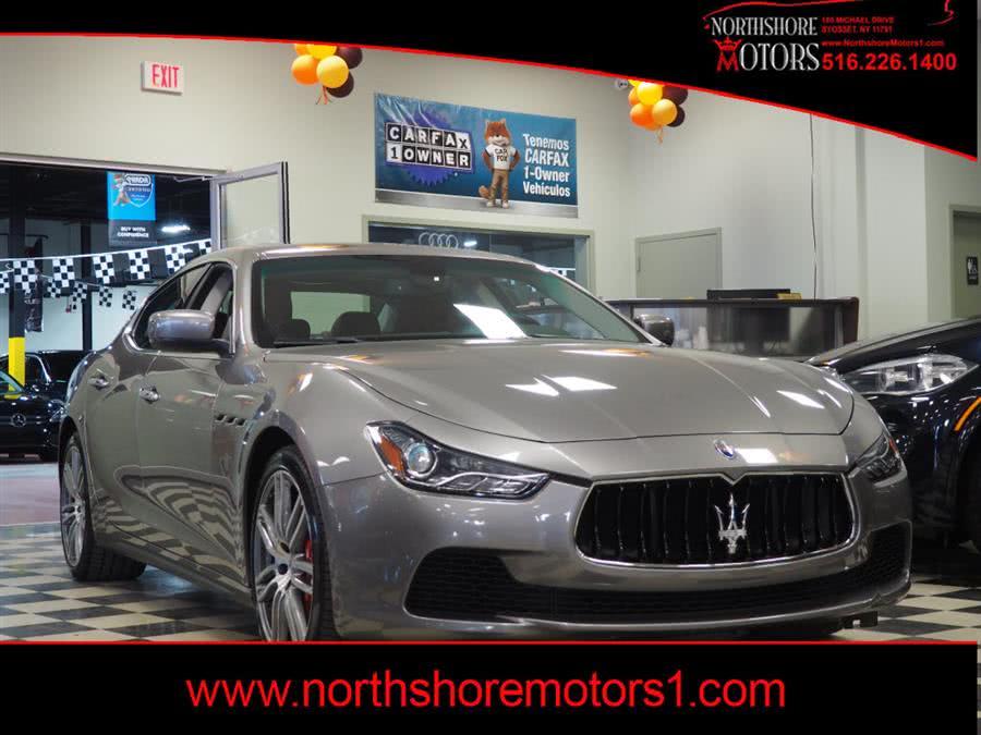 Used 2016 Maserati Ghibli in Syosset , New York | Northshore Motors. Syosset , New York