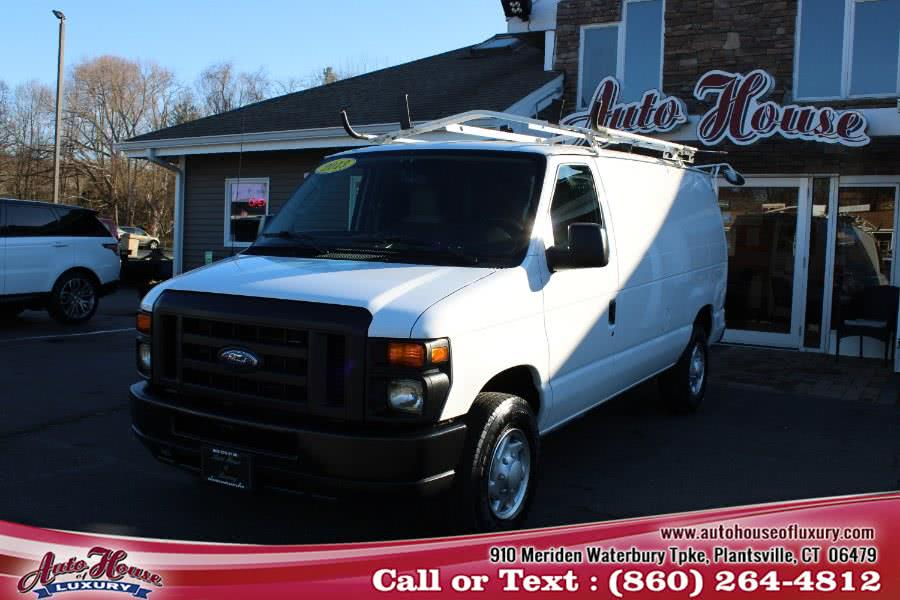 Used 2013 Ford Econoline Cargo Van in Plantsville, Connecticut | Auto House of Luxury. Plantsville, Connecticut