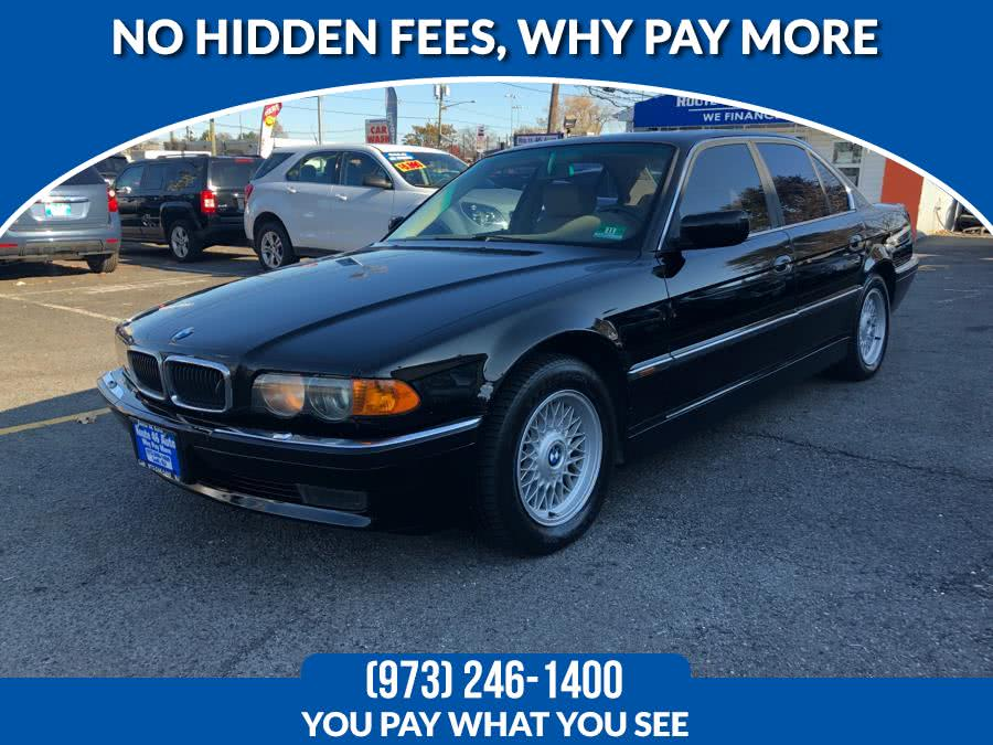 Used 1999 BMW 7 Series in Lodi, New Jersey | Route 46 Auto Sales Inc. Lodi, New Jersey