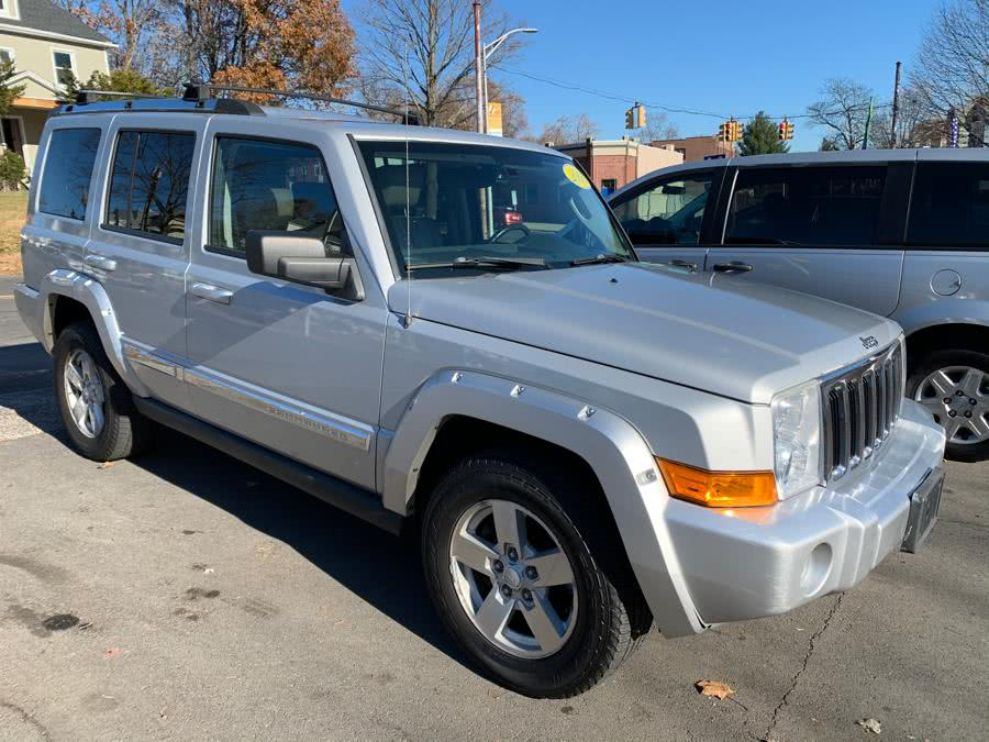 Used 2006 Jeep Commander in New Britain, Connecticut | Central Auto Sales & Service. New Britain, Connecticut