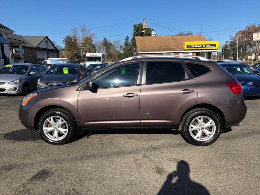 2009 Nissan Rogue FWD 4dr SL, available for sale in East Windsor, Connecticut | A1 Auto Sale LLC. East Windsor, Connecticut