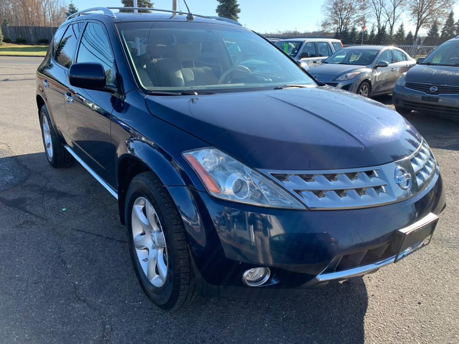 2007 Nissan Murano SE, available for sale in East Windsor, Connecticut | A1 Auto Sale LLC. East Windsor, Connecticut