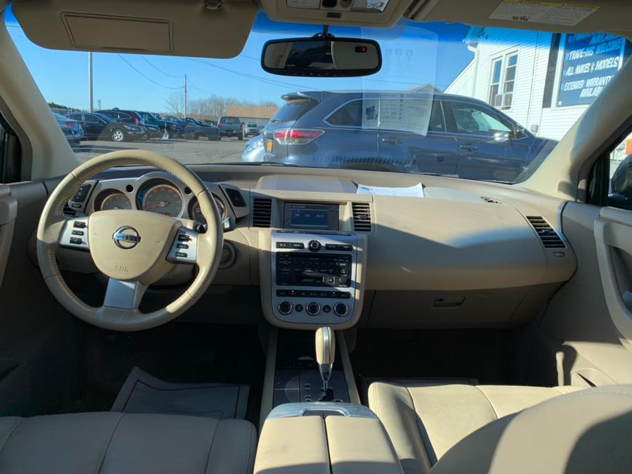 2007 Nissan Murano SE, available for sale in East Windsor, Connecticut   A1 Auto Sale LLC. East Windsor, Connecticut