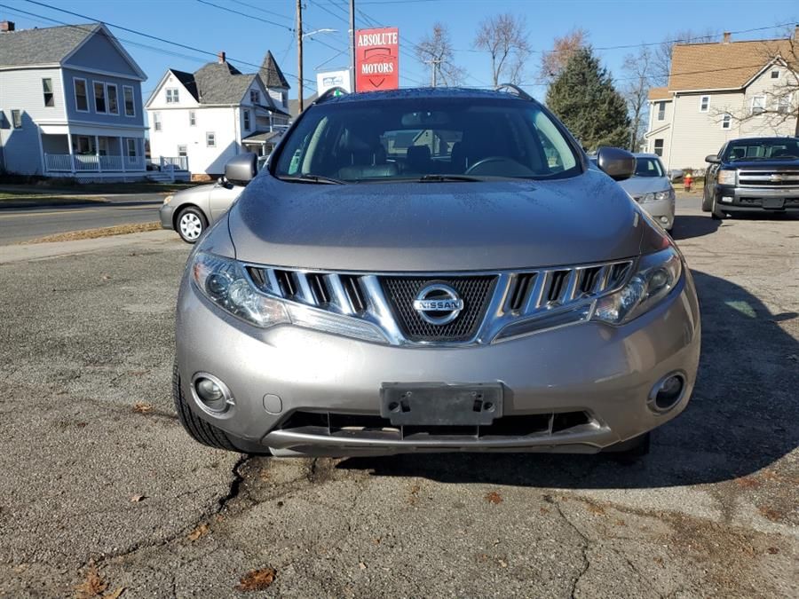 2010 Nissan Murano AWD 4dr LE, available for sale in Springfield, Massachusetts | Absolute Motors Inc. Springfield, Massachusetts