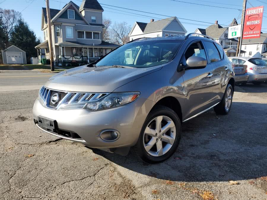 Used 2010 Nissan Murano in Springfield, Massachusetts | Absolute Motors Inc. Springfield, Massachusetts