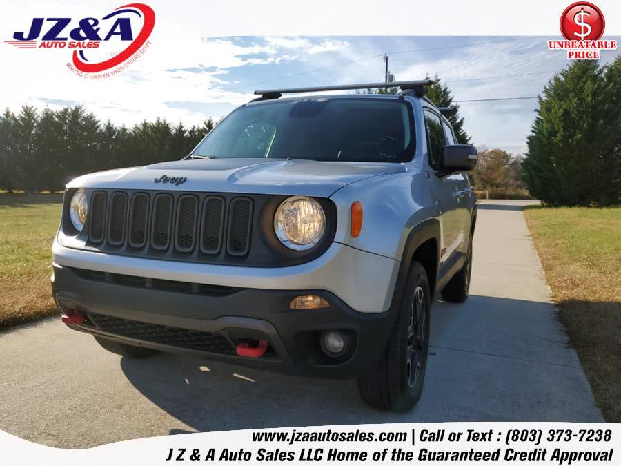 Used 2016 Jeep Renegade in York, South Carolina | J Z & A Auto Sales LLC. York, South Carolina