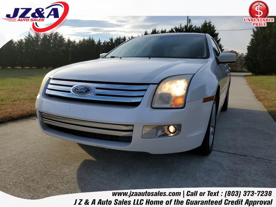 Used Ford Fusion 4dr Sdn V6 SEL FWD 2009 | J Z & A Auto Sales LLC. York, South Carolina