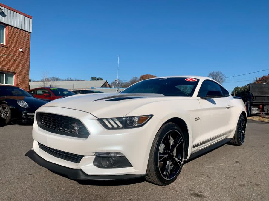 Used Ford Mustang GT Premium Fastback 2017 | Mike And Tony Auto Sales, Inc. South Windsor, Connecticut