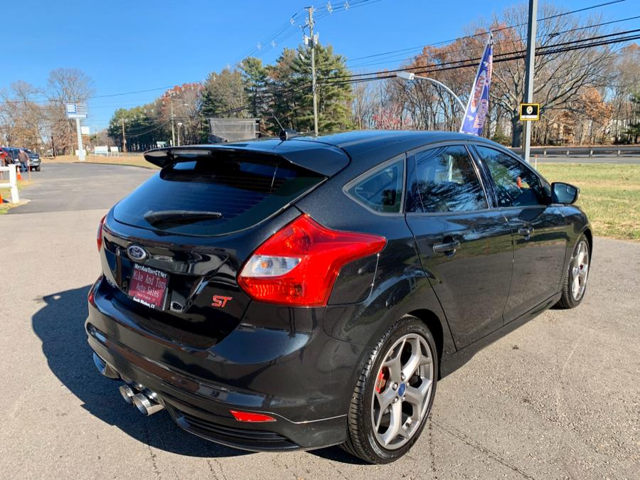 2014 Ford Focus 5dr HB ST, available for sale in South Windsor, Connecticut | Mike And Tony Auto Sales, Inc. South Windsor, Connecticut