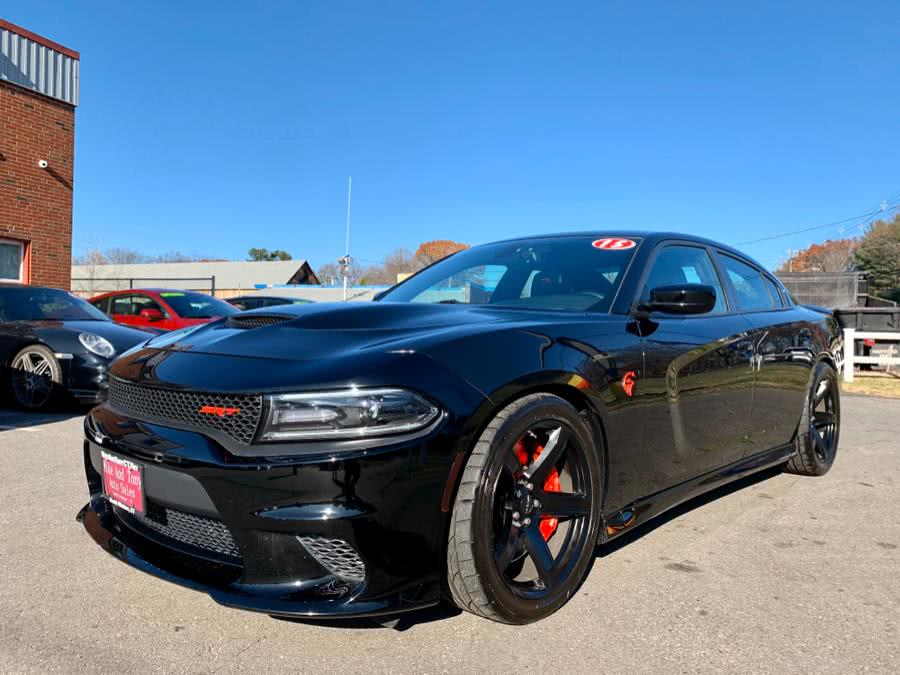 Used Dodge Charger 4dr Sdn SRT Hellcat RWD 2015 | Mike And Tony Auto Sales, Inc. South Windsor, Connecticut