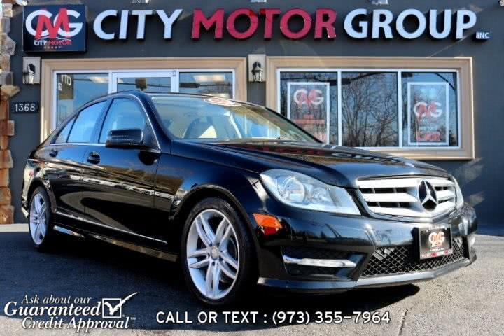 Used 2013 Mercedes-benz C-class in Haskell, New Jersey | City Motor Group Inc.. Haskell, New Jersey