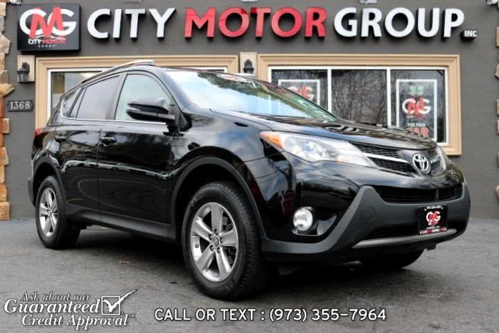 Used 2015 Toyota Rav4 in Haskell, New Jersey | City Motor Group Inc.. Haskell, New Jersey