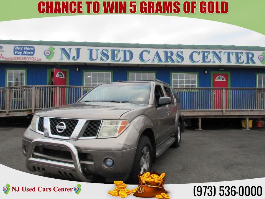 Used 2006 Nissan Pathfinder in Irvington, New Jersey | NJ Used Cars Center. Irvington, New Jersey