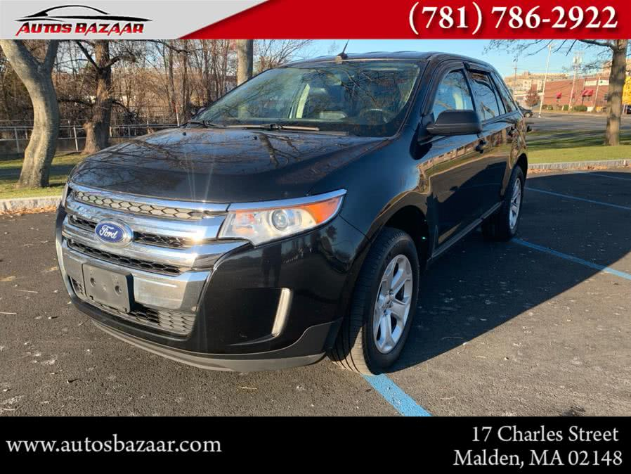 Used 2014 Ford Edge in Malden, Massachusetts | Auto Bazaar. Malden, Massachusetts