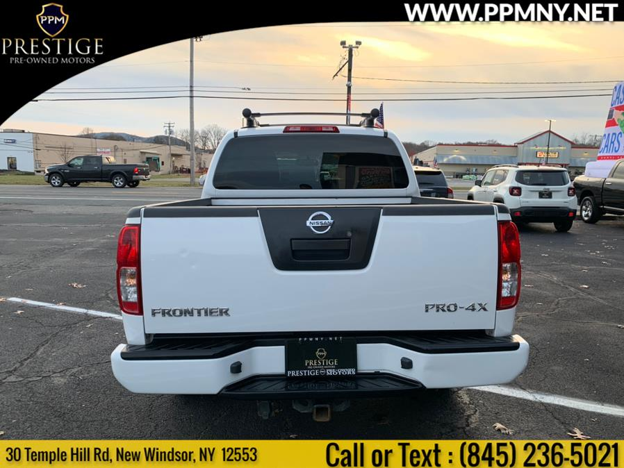 2012 Nissan Frontier 4WD Crew Cab SWB Auto PRO-4X, available for sale in New Windsor, New York | Prestige Pre-Owned Motors Inc. New Windsor, New York
