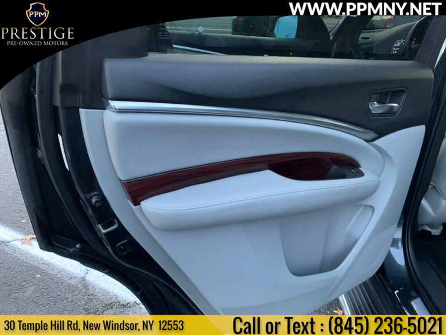 2015 Acura MDX SH-AWD 4dr Tech Pkg, available for sale in New Windsor, New York | Prestige Pre-Owned Motors Inc. New Windsor, New York