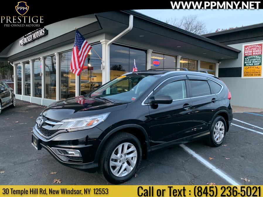 Used 2015 Honda CR-V in New Windsor, New York   Prestige Pre-Owned Motors Inc. New Windsor, New York