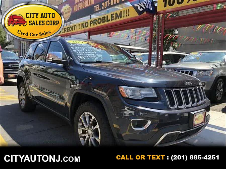 Used 2014 Jeep Grand Cherokee in Union City, New Jersey | City Auto Sales Corp. Union City, New Jersey