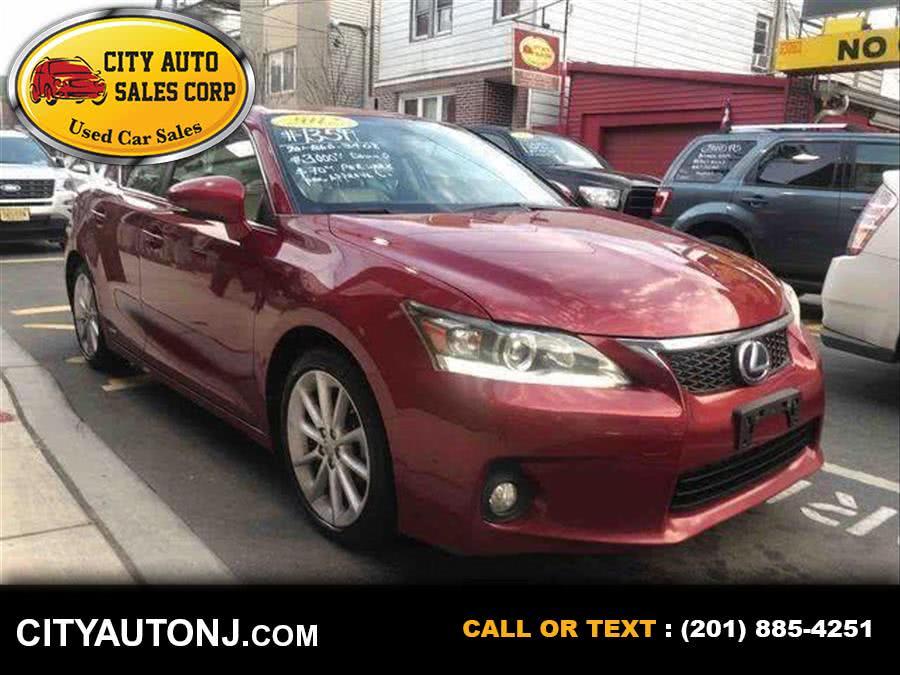 Used 2012 Lexus Ct in Union City, New Jersey | City Auto Sales Corp. Union City, New Jersey