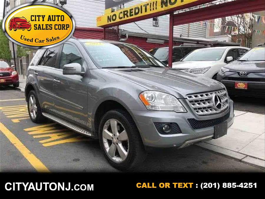 Used 2011 Mercedes-benz M-class in Union City, New Jersey | City Auto Sales Corp. Union City, New Jersey