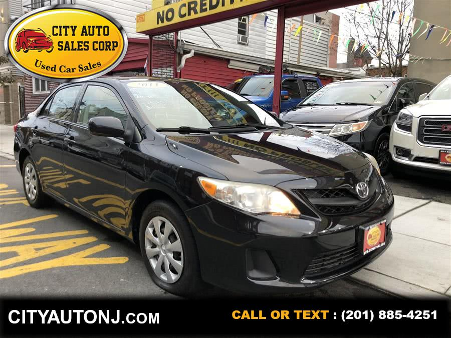 Used 2011 Toyota Corolla in Union City, New Jersey | City Auto Sales Corp. Union City, New Jersey