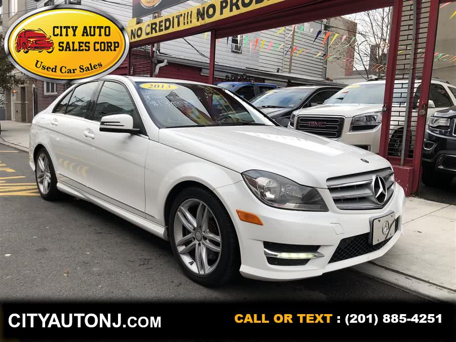Used 2013 Mercedes-benz C-class in Union City, New Jersey | City Auto Sales Corp. Union City, New Jersey