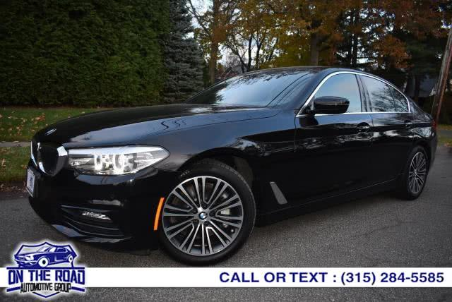 Used BMW 5 Series 530i xDrive Sedan 2018 | On The Road Automotive Group Inc. Bronx, New York