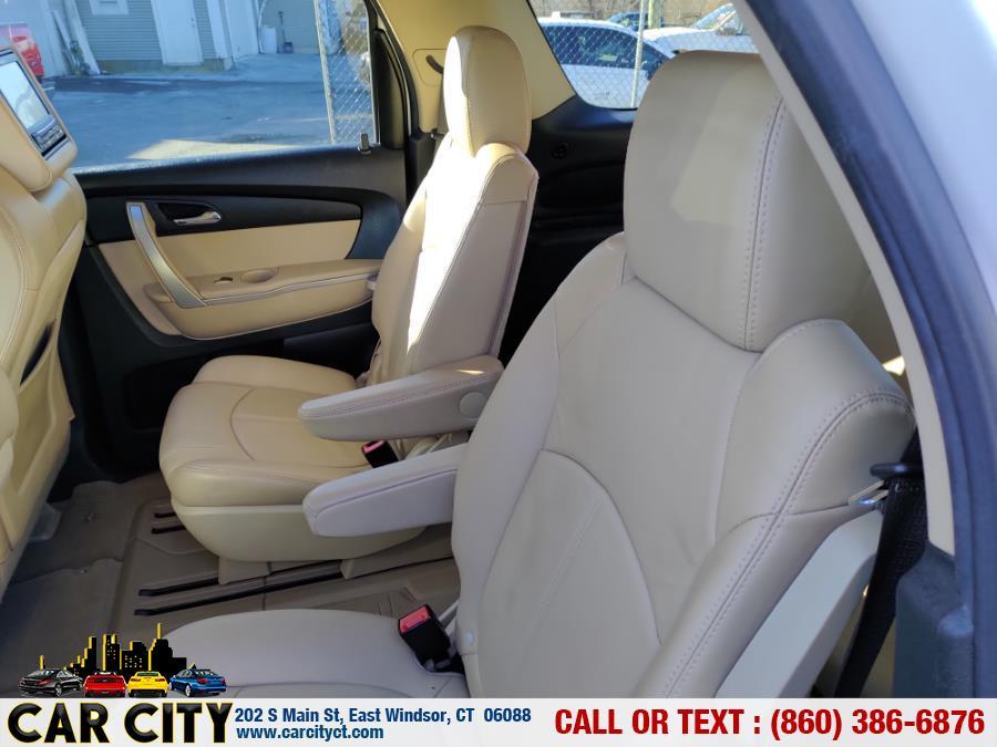 2011 GMC Acadia AWD 4dr SLT1, available for sale in East Windsor, Connecticut | Car City LLC. East Windsor, Connecticut