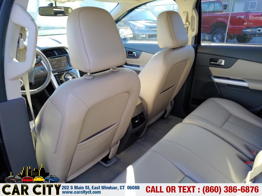 Used Ford Edge 4dr Limited AWD 2011 | Car City LLC. East Windsor, Connecticut