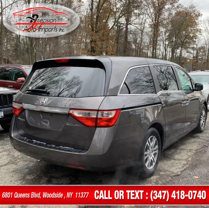 2012 Honda Odyssey 5dr EX-L w/Navi, available for sale in Woodside , New York | Precision Auto Imports Inc. Woodside , New York