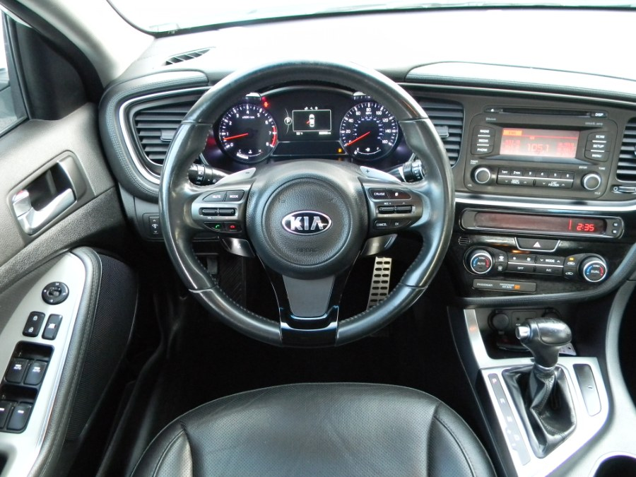 Used Kia Optima 4dr Sdn SX 2014 | DZ Automall. Paterson, New Jersey