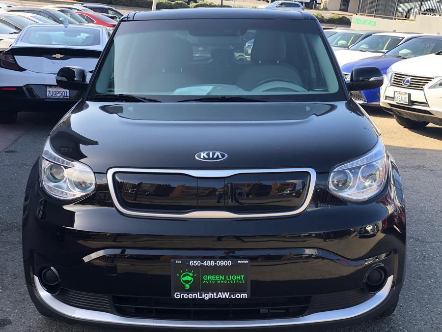 Used Kia Soul EV Base w/ Navigation 2016 | Green Light Auto Wholesale. Daly City, California