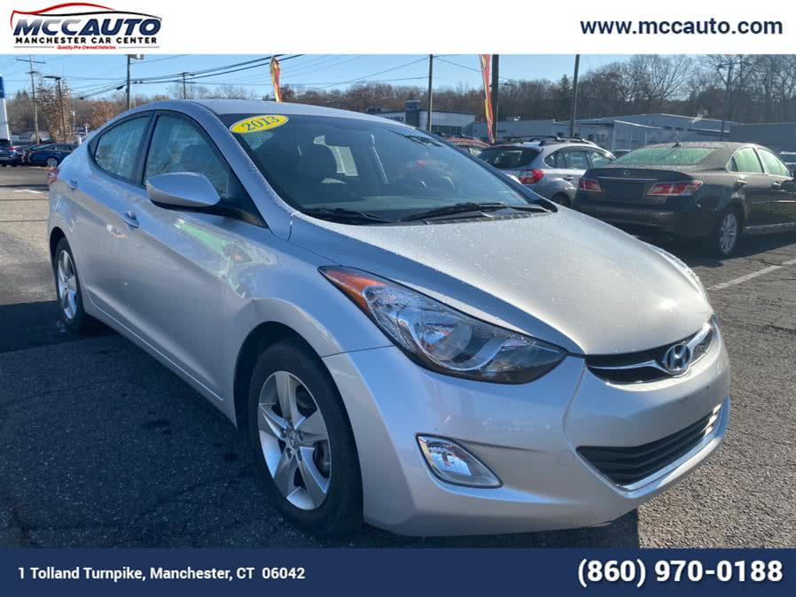 Used 2013 Hyundai Elantra in Manchester, Connecticut | Manchester Car Center. Manchester, Connecticut