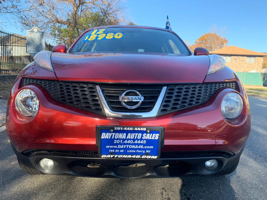 2012 Nissan JUKE 5dr Wgn CVT SL AWD, available for sale in Little Ferry, New Jersey | Daytona Auto Sales. Little Ferry, New Jersey