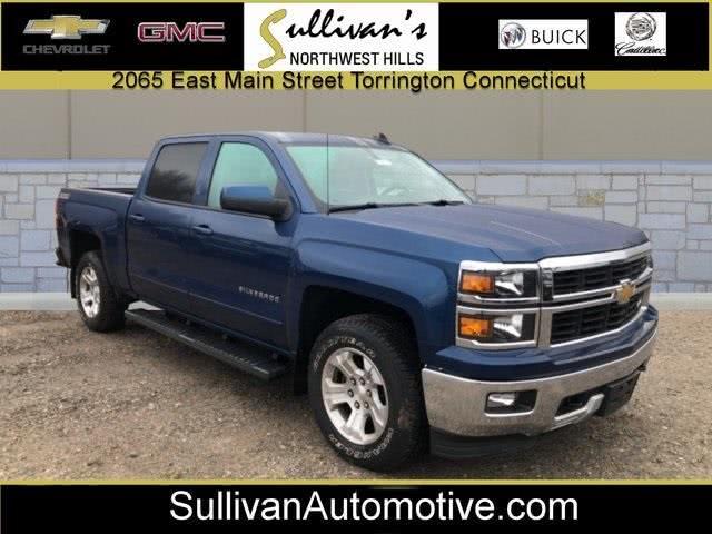 Used Chevrolet Silverado 1500 LT 2015 | Sullivan Automotive Group. Avon, Connecticut