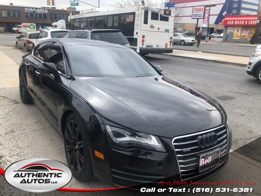 Used 2015 Audi A7 in Hollis, New York | Authentic Autos LLC. Hollis, New York