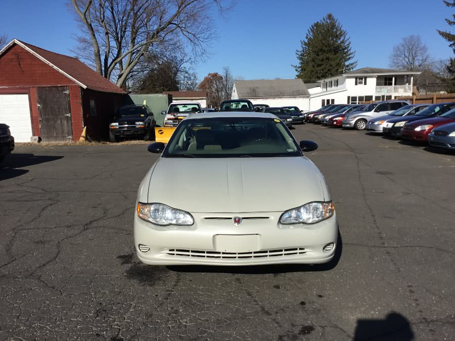 Used 2004 Chevrolet Monte Carlo in East Windsor, Connecticut | CT Car Co LLC. East Windsor, Connecticut