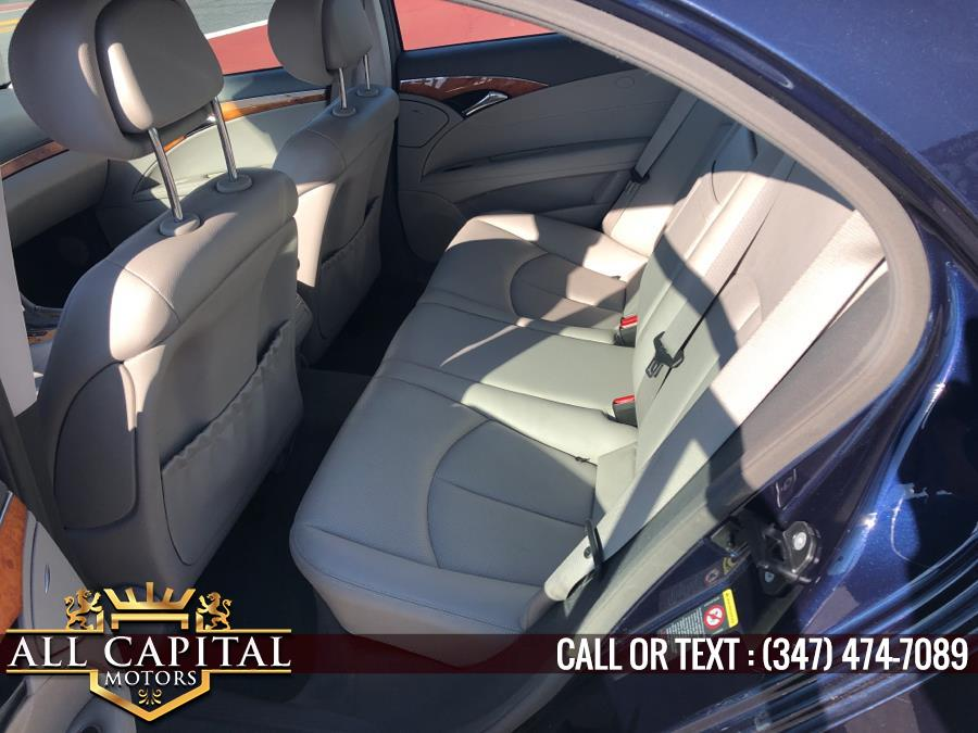 2007 Mercedes-Benz E-Class 4dr Sdn 3.0L BlueTec RWD, available for sale in Brooklyn, New York | All Capital Motors. Brooklyn, New York