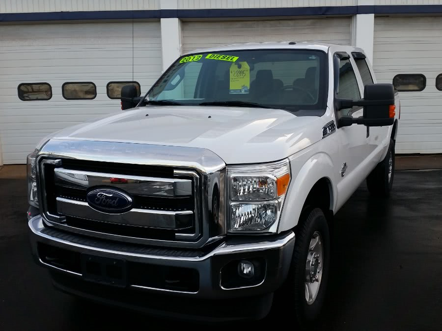 Used 2012 Ford Super Duty F-250 SRW in Berlin, Connecticut | Action Automotive. Berlin, Connecticut
