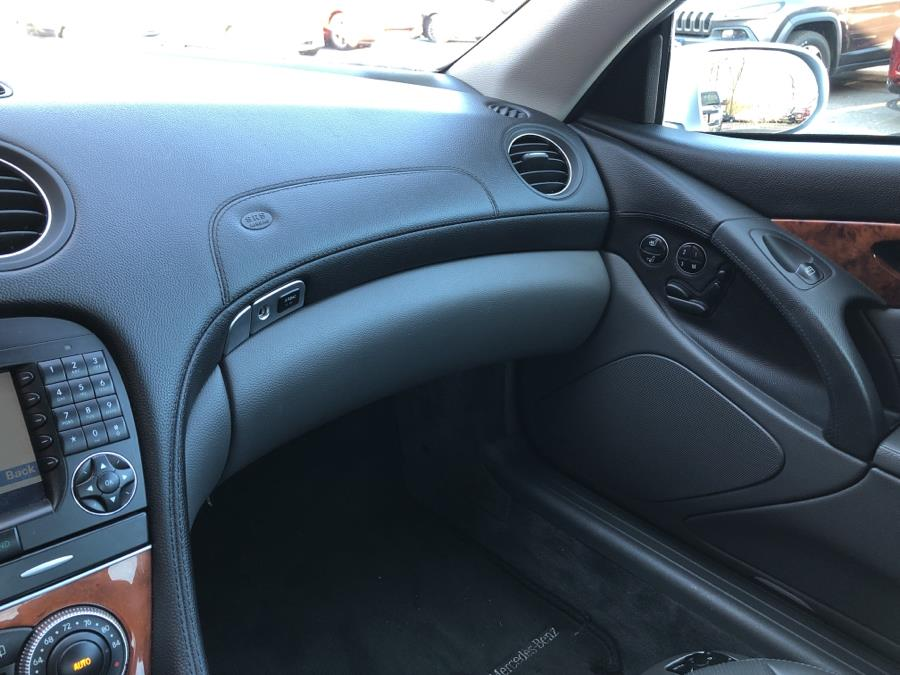 2006 Mercedes-Benz SL-Class 2dr Roadster 5.0L, available for sale in Waterbury, Connecticut | National Auto Brokers, Inc.. Waterbury, Connecticut
