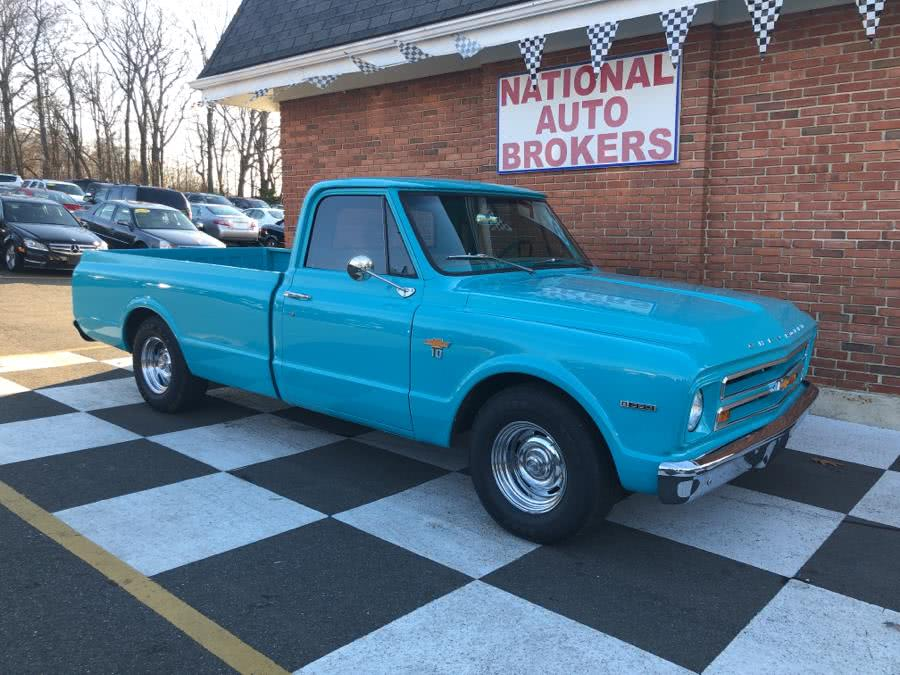 Used 1967 Chevrolet C10 in Waterbury, Connecticut | National Auto Brokers, Inc.. Waterbury, Connecticut