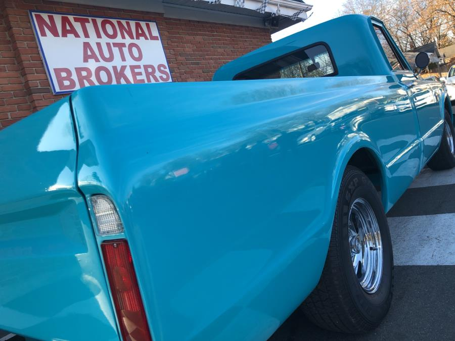 Used Chevrolet C10 2WD Reg Cab Longbed 1967 | National Auto Brokers, Inc.. Waterbury, Connecticut