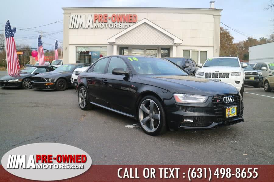 Used 2014 Audi S4 in Huntington, New York | M & A Motors. Huntington, New York