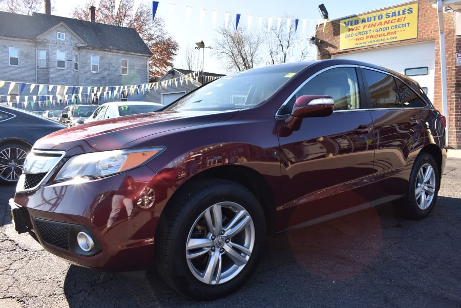Used 2014 Acura RDX in Hartford, Connecticut | VEB Auto Sales. Hartford, Connecticut