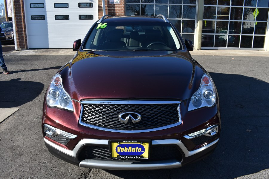 Used INFINITI QX50 AWD 4dr 2016 | VEB Auto Sales. Hartford, Connecticut