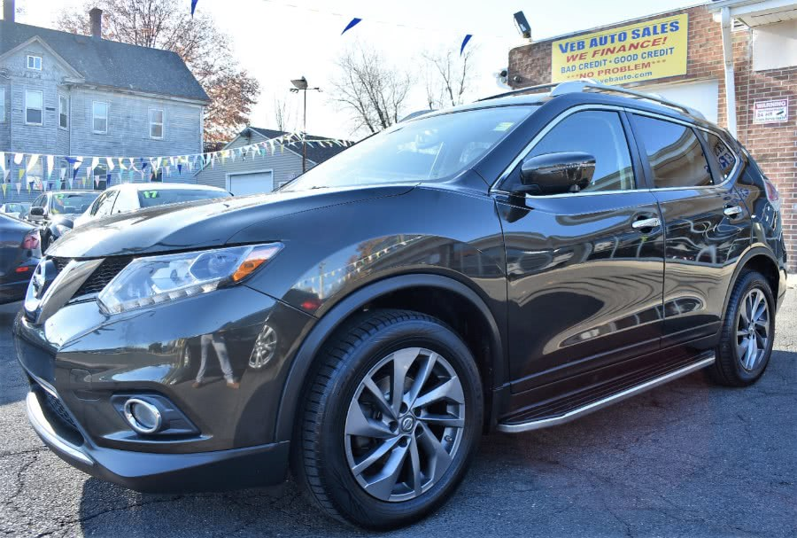 Used 2016 Nissan Rogue in Hartford, Connecticut | VEB Auto Sales. Hartford, Connecticut