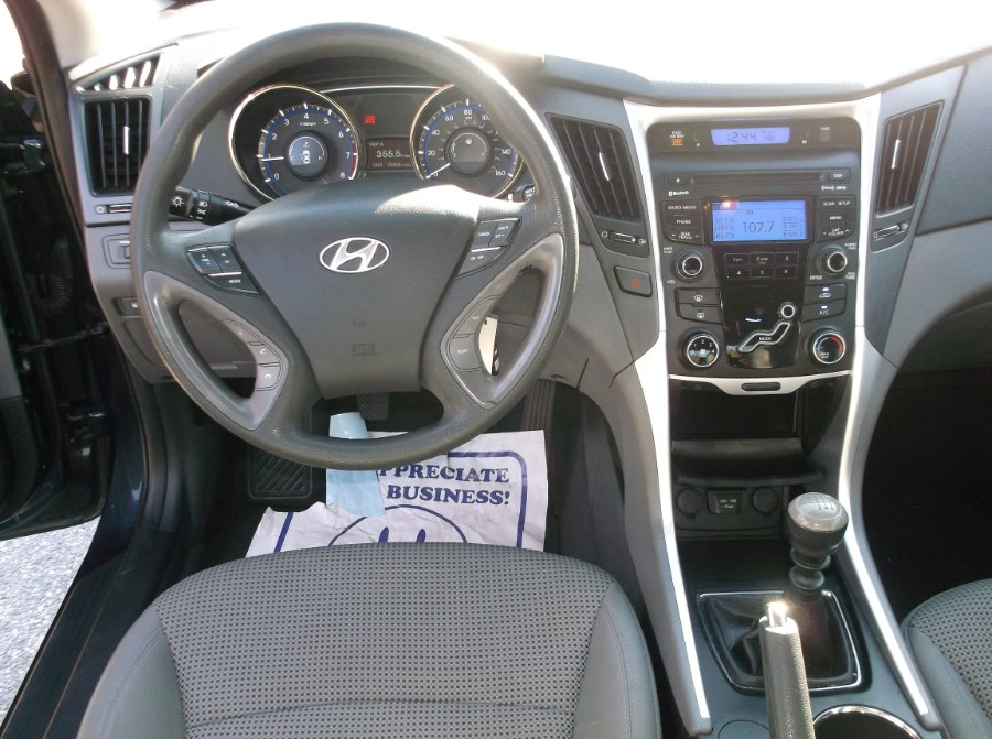 2012 Hyundai Sonata GLS, available for sale in Brooklyn, Connecticut | Brooklyn Motor Sports Inc. Brooklyn, Connecticut