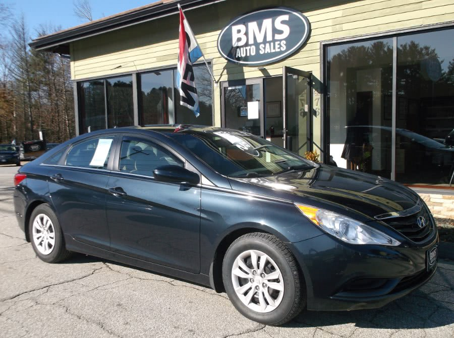 Used 2012 Hyundai Sonata in Brooklyn, Connecticut | Brooklyn Motor Sports Inc. Brooklyn, Connecticut